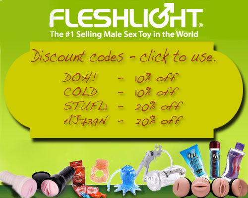 Fleshlight coupon codes