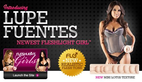 Mini lotus fleshlight insert
